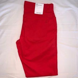 Calvin Klein Slim Fit Pants
